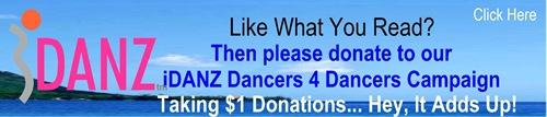 Help Us Pay Dancers.  Chip-In a dollar Today1