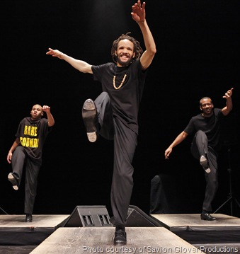 Photo courtesy of Savion Glover Productions