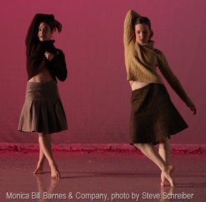 Monica Bill Barnes & Company, photo by Steve Schreiber