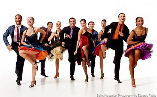 Ballet Hispanico – Ballet Hispanico; photo by Eduardo Patino