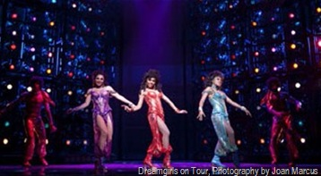 Dreamgirls on Tour, Photography by Joan Marcus