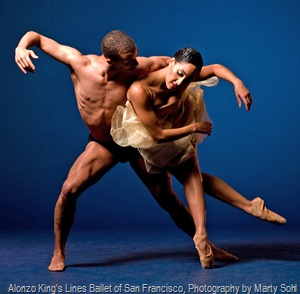 Alonzo King's Lines Ballet of San Francisco, Photography by Marty Sohl