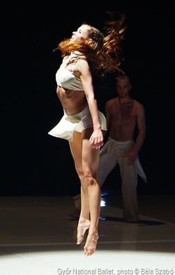 Győr National Ballet, photo © Béla Szabó