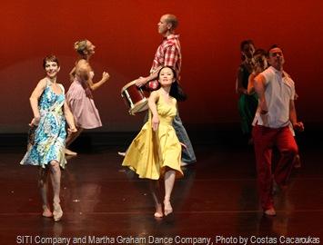 SITI Company and Martha Graham Dance Company-American Document (1)