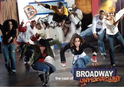 Broadway Underground Cast