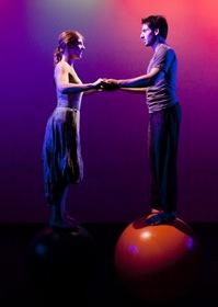 """Cristal Albornoz, Eva Dean, George Hirsch, Zoë Schieber and Sarah Sadie Newett; """"UBA BOUNCE"""" / Eva Dean Dance"""