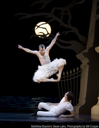 Matthew Bourne's Swan Lake, Photography by Bill Cooper