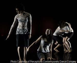 Photo Courtesy of Perceptions Contermporary Dance Company