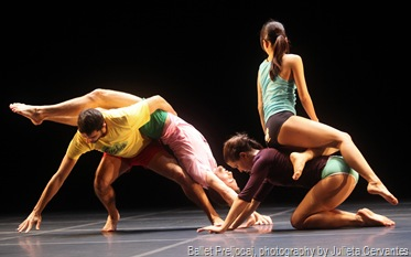 Ballet Preljocaj, photography by Julieta Cervantes