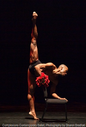 Complexions Contemporary Ballet, Photography by Sharen Bradford